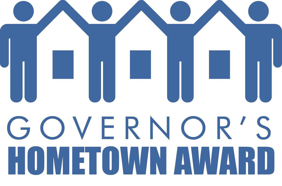 governors hometown awards logo