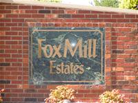 Fox Mill Estates